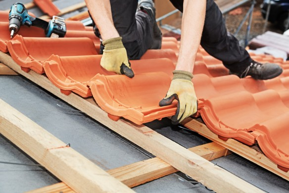 Dachdeckung Dachziegel Callwey Buch Hausbau