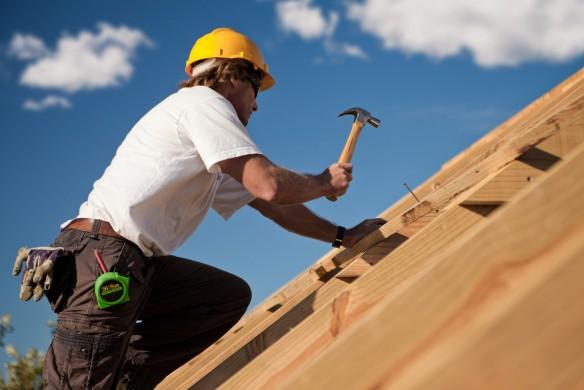 Dachform Sparren oder Pfettendach Holzdachstühle