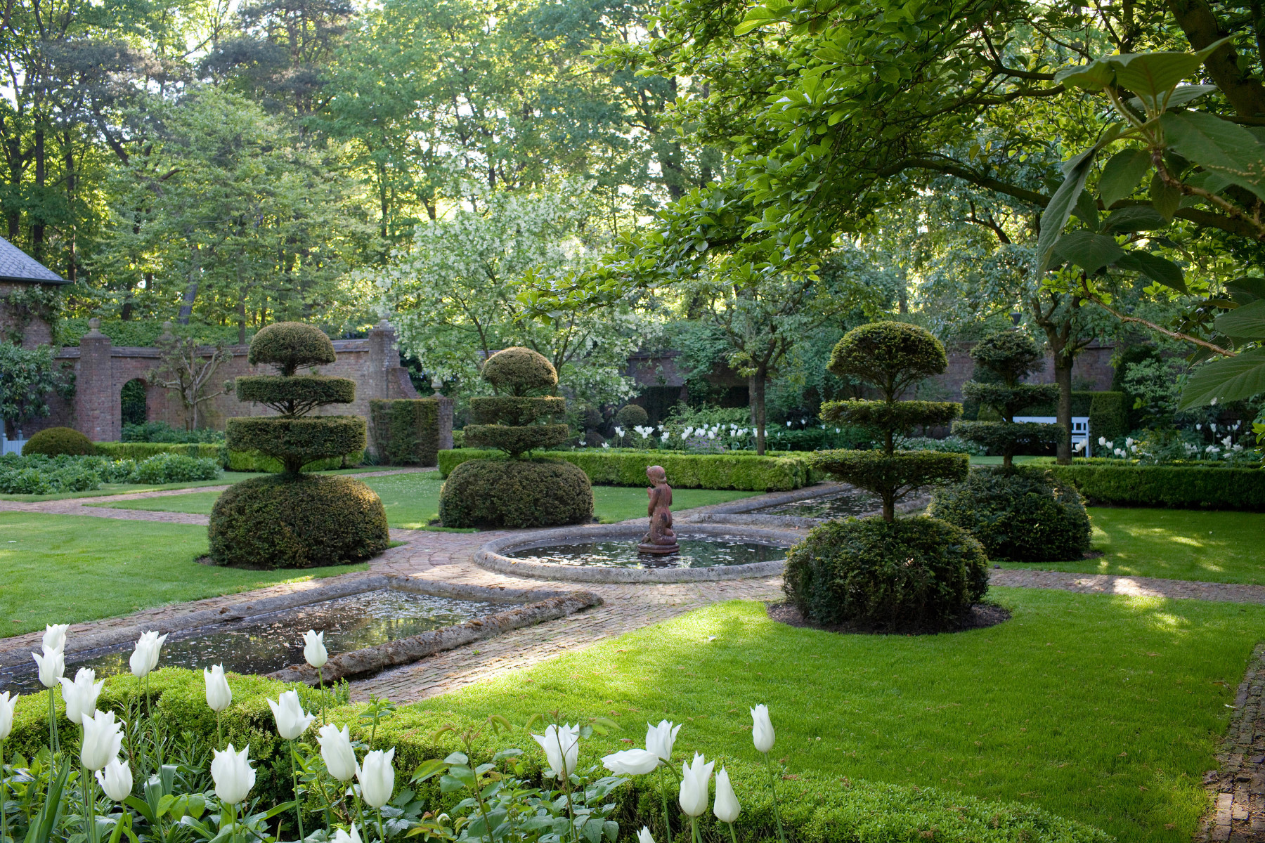 Grüne Gärten | Callwey Gartenbuch