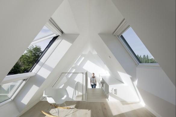 Steildach Dachfenster Velux