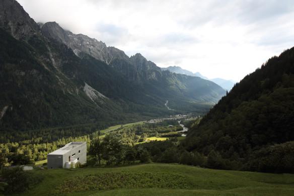 Blick ins Tal - Rifugio Hans-Jörg Ruch