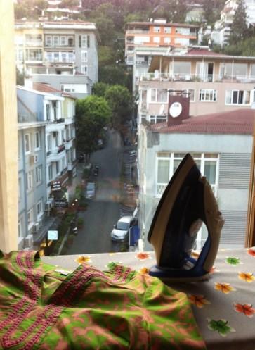 Buegeln in Istanbul