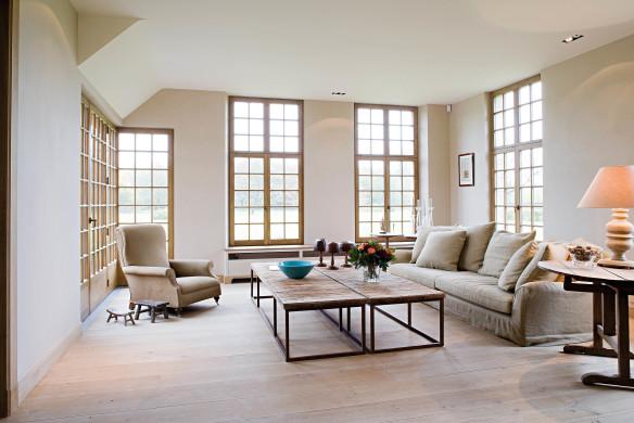 Moderner Wohnbereich Interior Design