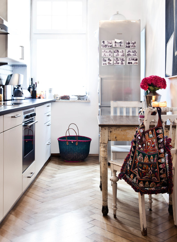 Wohnratgeber Küche im Boho-Chic