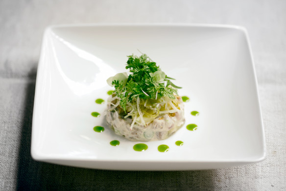 Deutsche Küche - Heringssalat