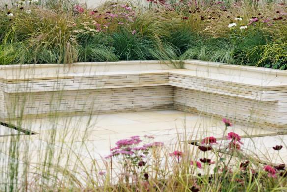 gartengestaltung naturgarten pflanzen