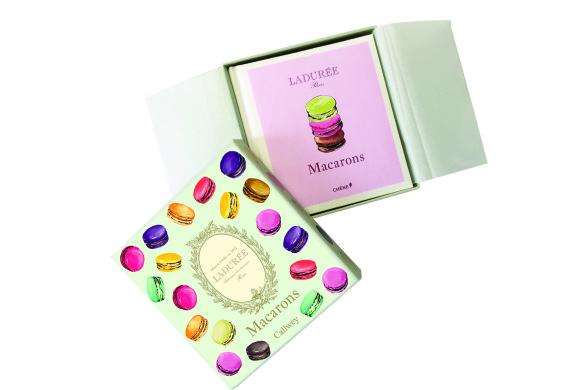 Laudree Macarons Rezeptbuch