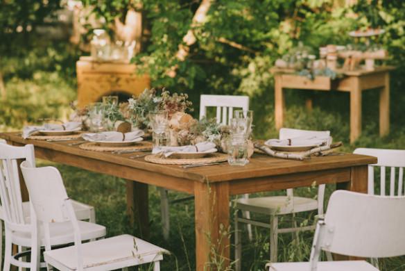 Gartenparty Einladung Ideen