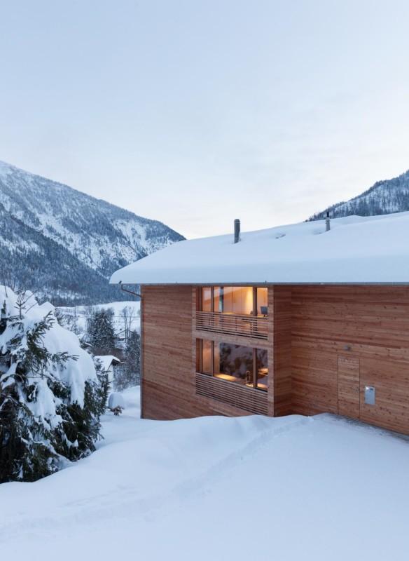 Alpen Architektur  Bembé Dellinger