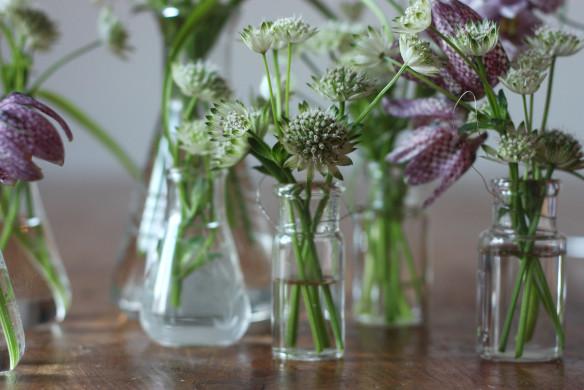 Wohnideen Blumenarrangement von Madame Love