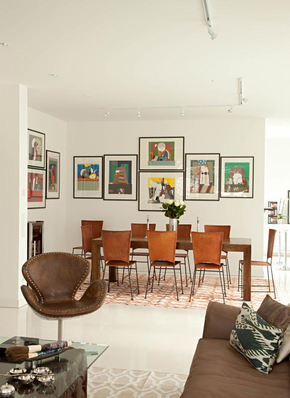 Zuhause bei Melissa Gräfin von Faber-Castell