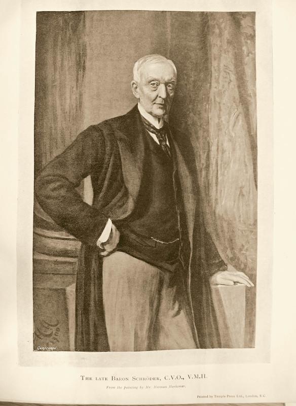 Baron Schroeder GC 1910 RHS