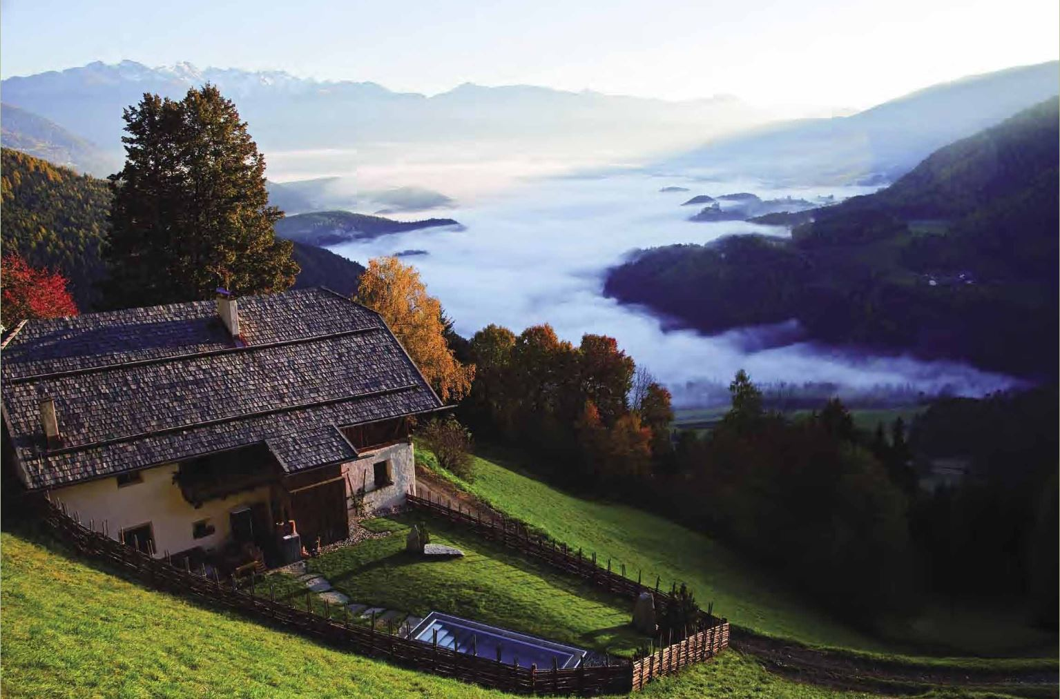 Log cabin in the woods painting - Traumh 228 User In Den Alpen Callwey Architekturbuch