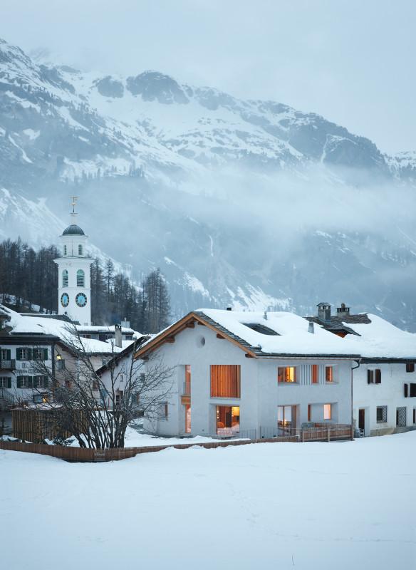 Alpen Chesa la Punt Armando Ruinelli