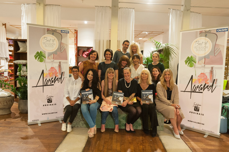 Callwey Best of Interior Blogs Gewinner