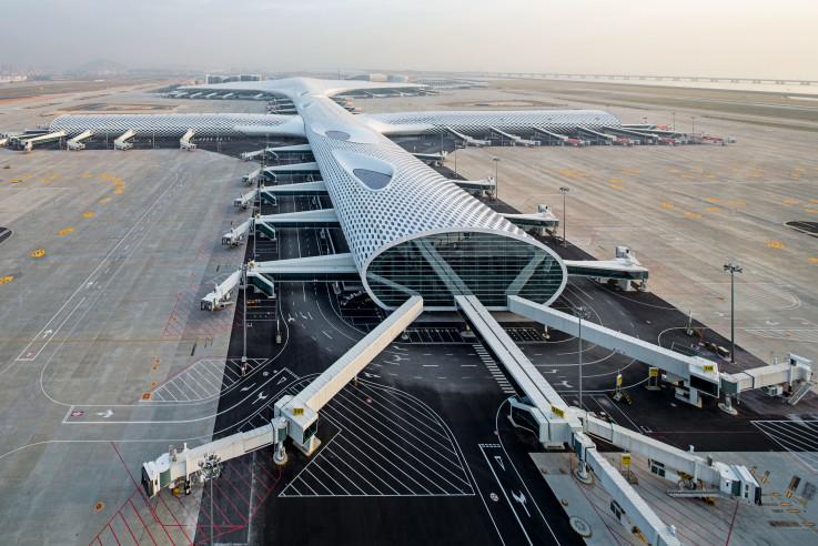 Airport Shenzen – Massimilliano Fuksas