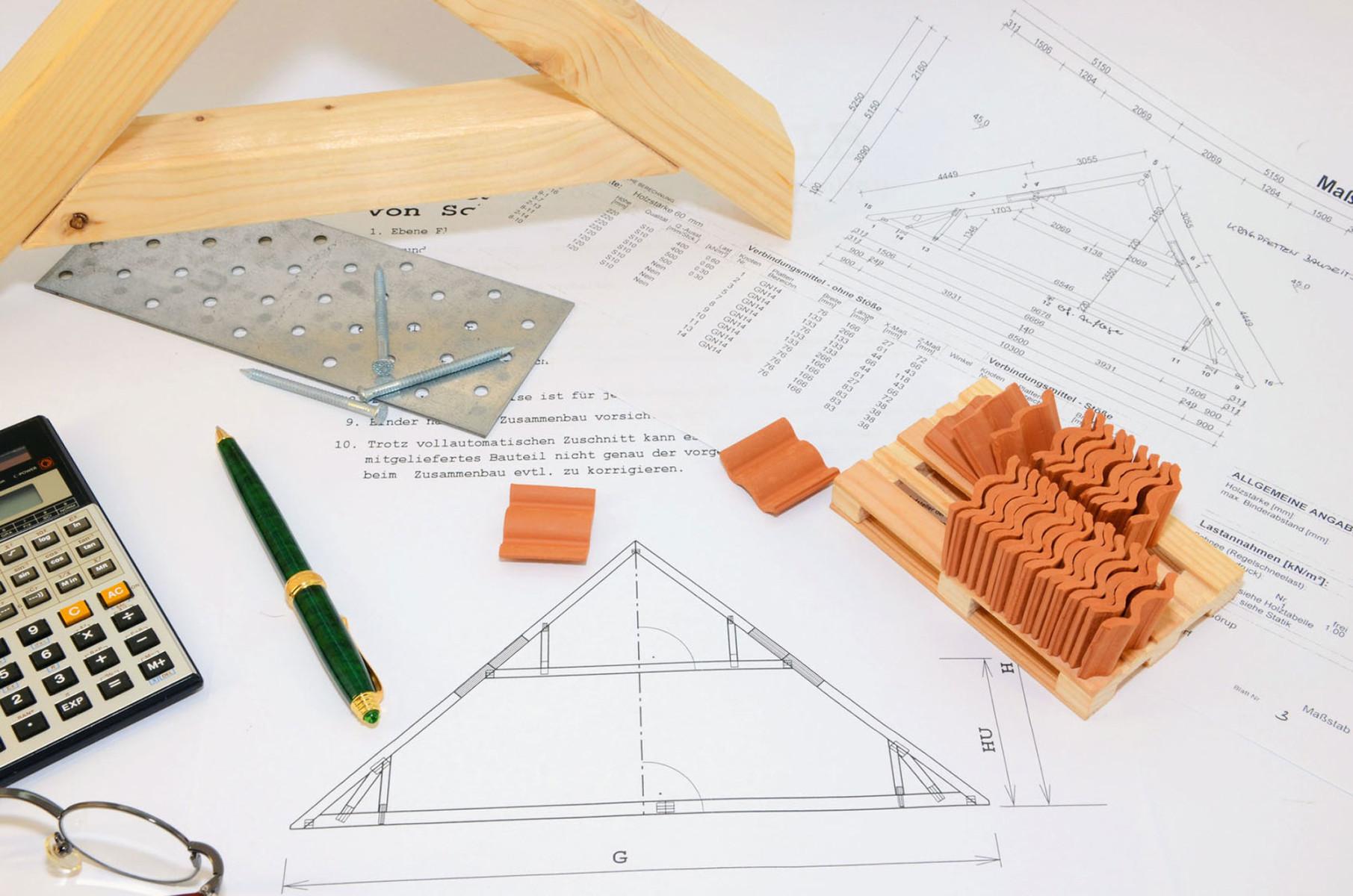 Bauen mit architekt vorteile auf einen blick for Architekt planung