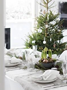 Callwey wuenscht frohe Weihnachten Silvester Dekoration Christbaum