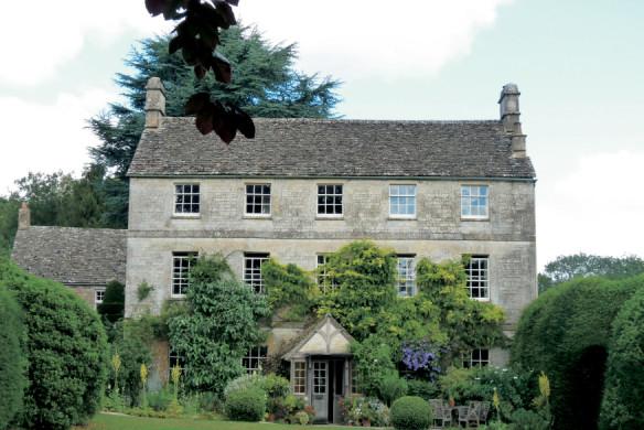 Landhaus in England Gartenreisen