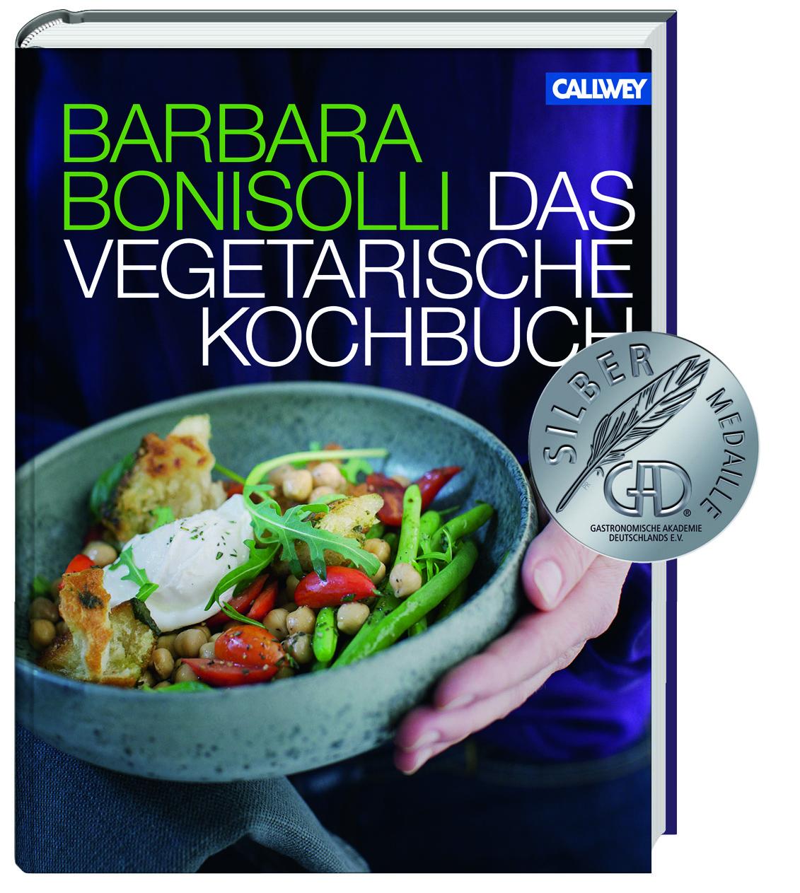 barbara bonisolli das vegetarische kochbuch callwey verlag
