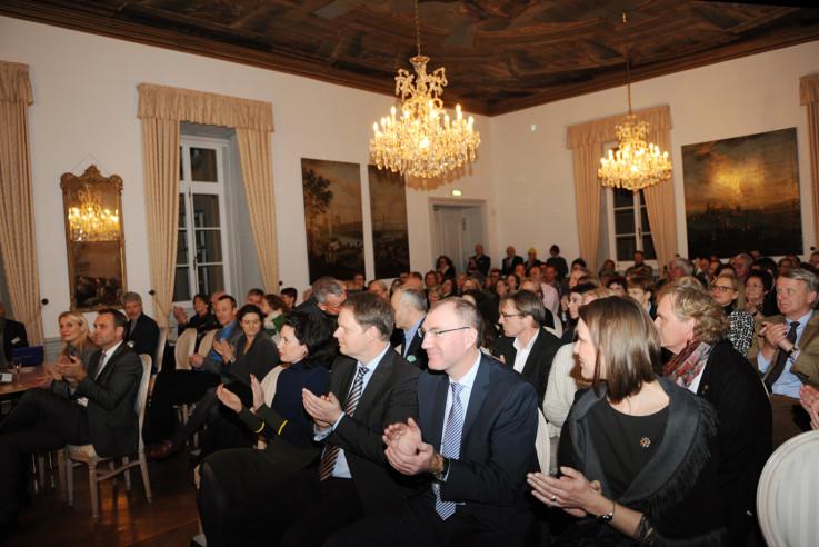 Schloss Dyck GŠrten des Jahres