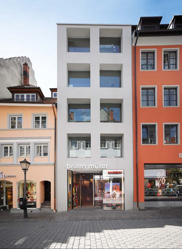 Bächlemeid Architekten Häuser des Jahres 2016 Aussenansicht