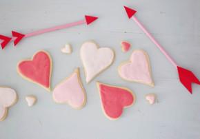 Valentinstagsherzen von Fräulein Klein
