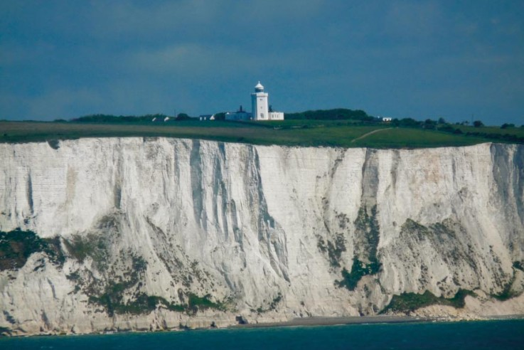 White Cliffs bei Dover