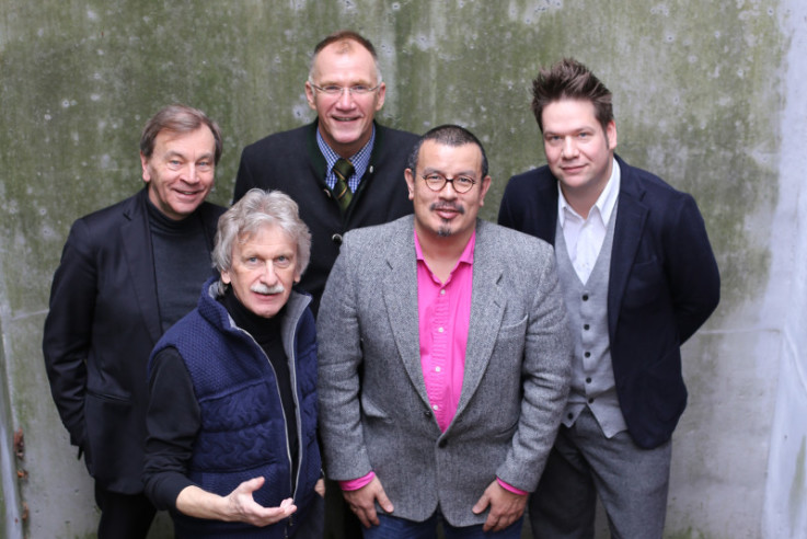 Haeuser des Jahres Jury Sitzung