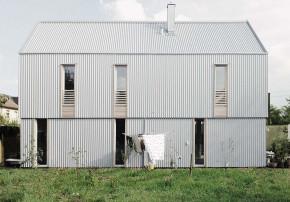 werk A architetkur sicher Häuser des Jahres 2016 Aussenansicht