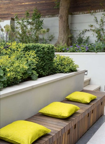 Raum für innovative Gartenideen