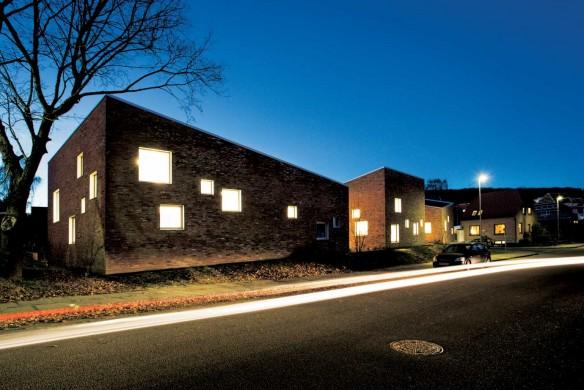 Wienerberger Brick 16 Ziegel Einfamilienhaus