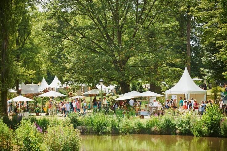 Gartenfest in Hanau