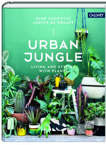 Josifovic de Graaff Urban Jungle cover