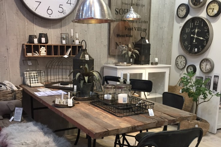 TrendSet Messe Living Industrial Style