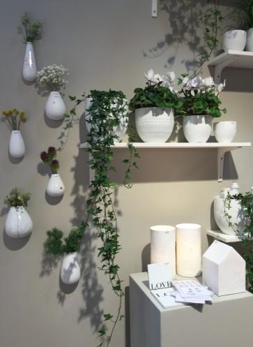 TrendSet Messe Wohnen mit Pflanzen Trend