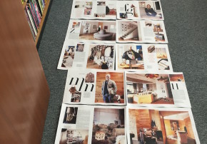 Fashion at Home Wohnbuch Modebuch Homestories