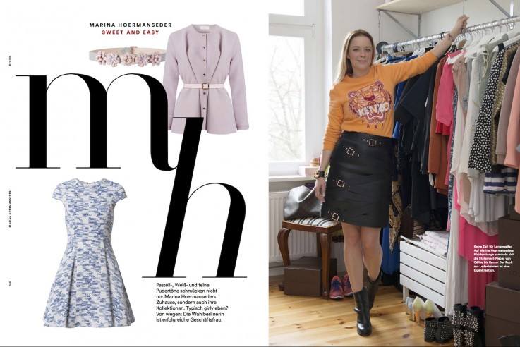 Marina Hoermanseder Ankleidezimmer Fashion at Home