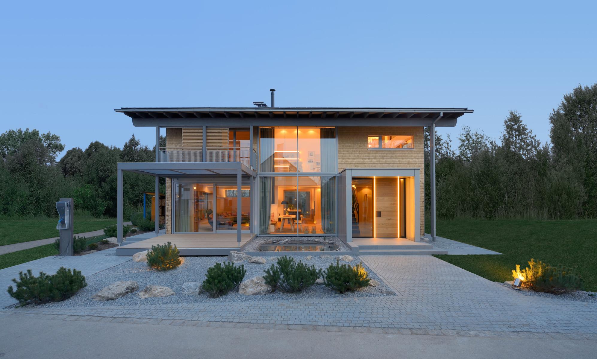 Wir planen und bauen unser haus hausbau ratgeber for Haus bauen architekt