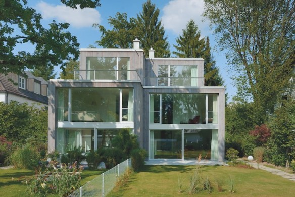 Wir planen und bauen unser Haus Ratgeber Hausbau Glasfront
