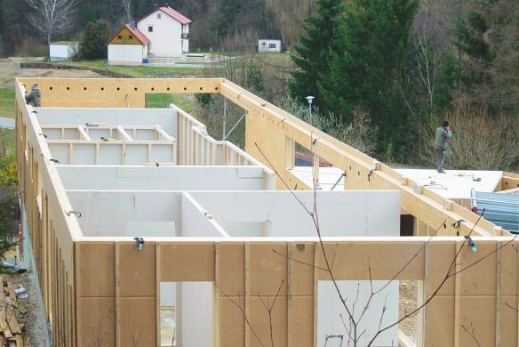 Wir planen und bauen unser Haus Ratgeber Hausbau Holzrahmenbau