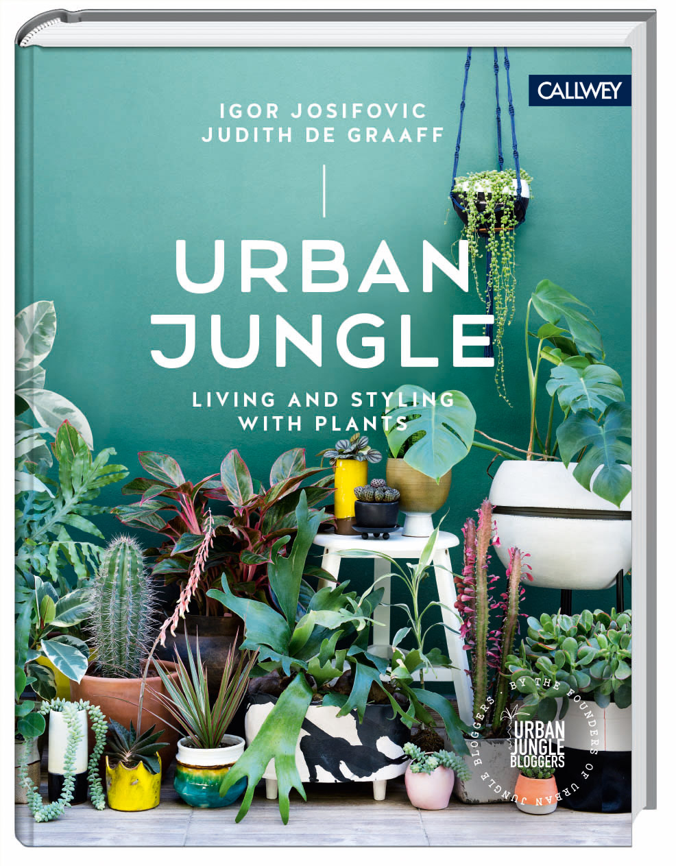 Urban jungle interior living and decorating with plants for Decoration urban jungle