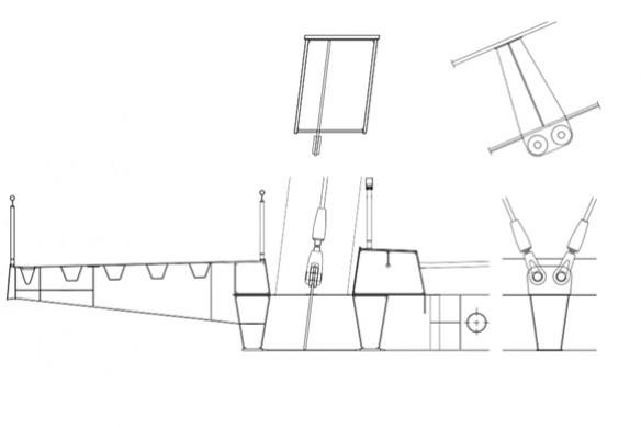 Ausgezeichneter Stahlbau 2016 Osthafenbrücke FFM Details