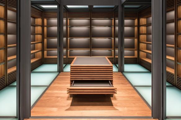Ausgezeichneter Stahlbau 2016 Privatbibliothek Hamburg