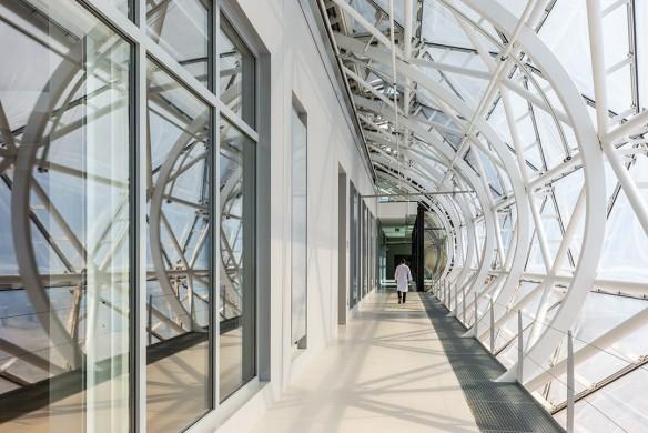 Ausgezeichneter Stahlbau 2016 Fraunhofer Institut Sulzbach