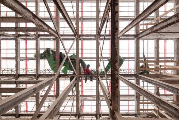 Ausgezeichneter Stahlbau 2016 Gerling-Hochhaus Köln