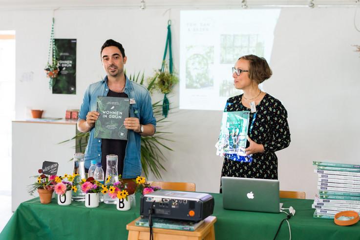 Blogger Event Buch Release Urban Jungle