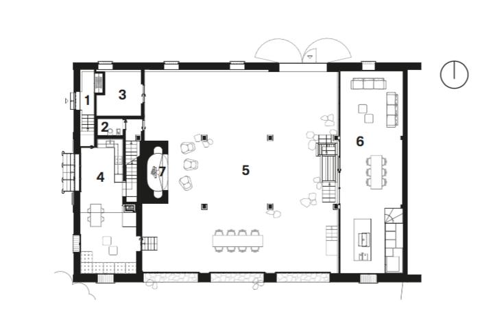 H user des jahres 2016 architektur moderne for Grundriss wohnhaus