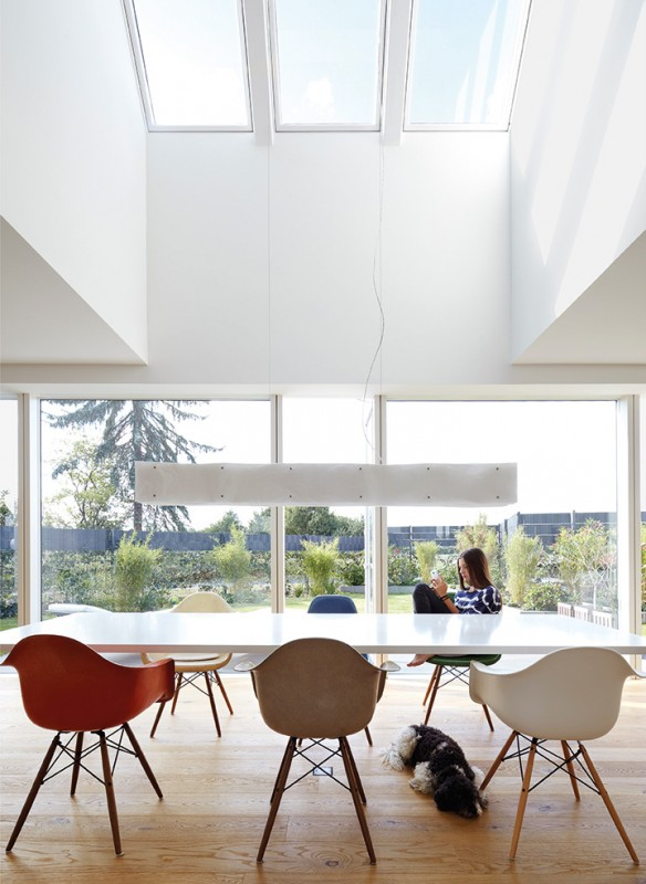 Häuser des Jahres 2016 Vorstadthaus Glasdach