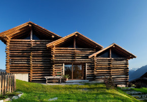 Meck Architekten Architekten Ferienhaus Heustadlsuite Aussen